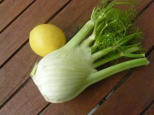 fenouil & citron