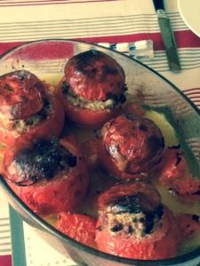 tomates farcies de Françoise