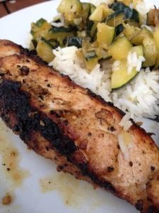 poulet croustillant