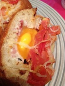 egg boat