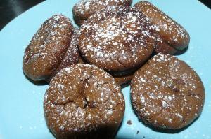 fondant au chocolat de Chiara