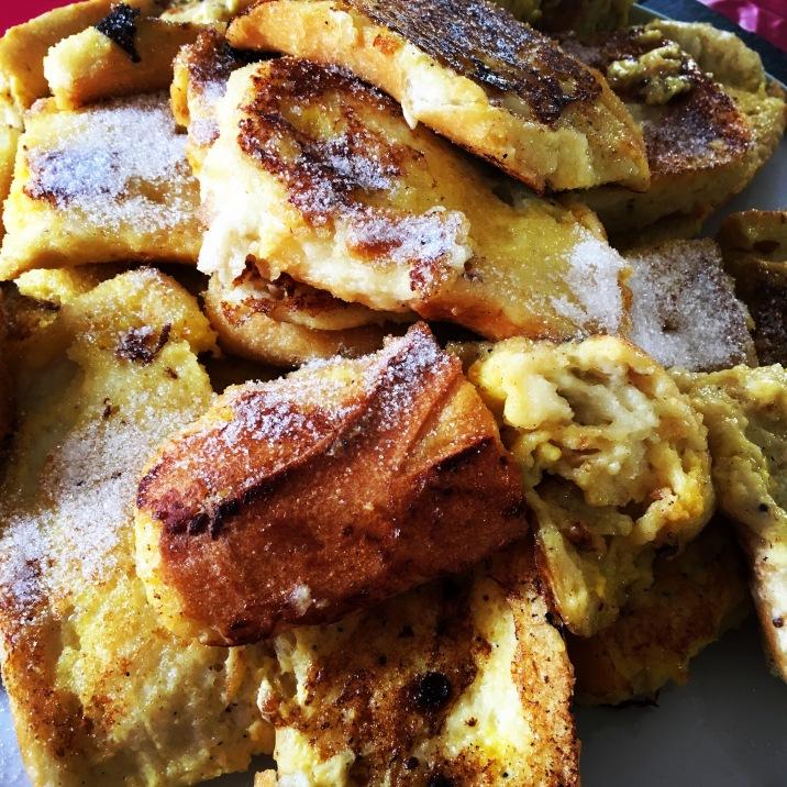 pain perdu au rhum (4)