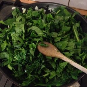 épinards frais