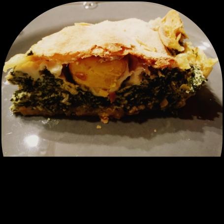 La torta pascalina by thecrazyoven