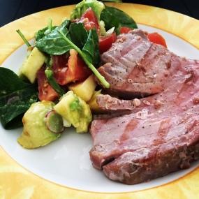 steak de thon à la plancha (2)