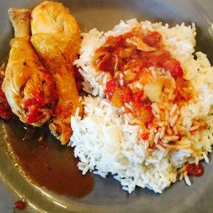 poulet basquaise 5