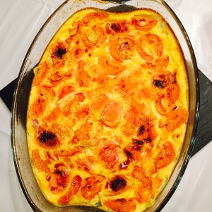clafoutis aux abricots 2