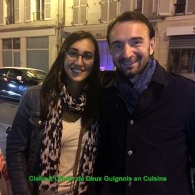 Clelia et Olivier