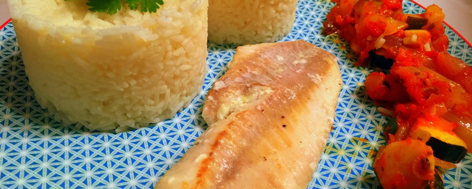 Poisson rouge la plancha recette express du vendredi for Recherche poisson rouge
