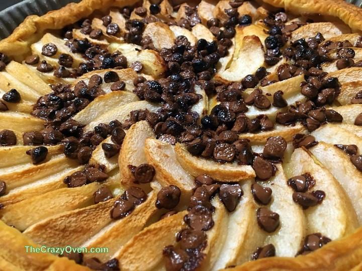 tarte-chocopoire