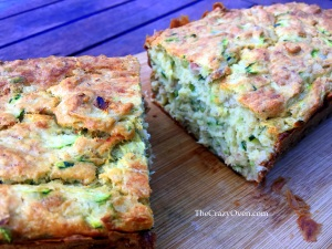 Cake courgette et thon