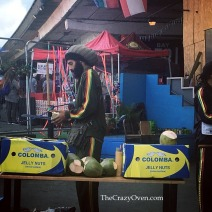 Food market Portobello London- theCrazyOven