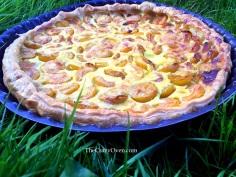 tarte aux mirabelles - thecrazyoven.com