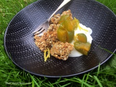 granola maison - thecrazyoven.com