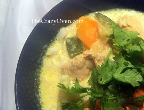 colombo de poulet by thecrazyoven.com