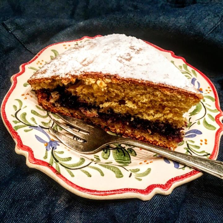 gâteau à la confiture de mytille-thecrazyoven