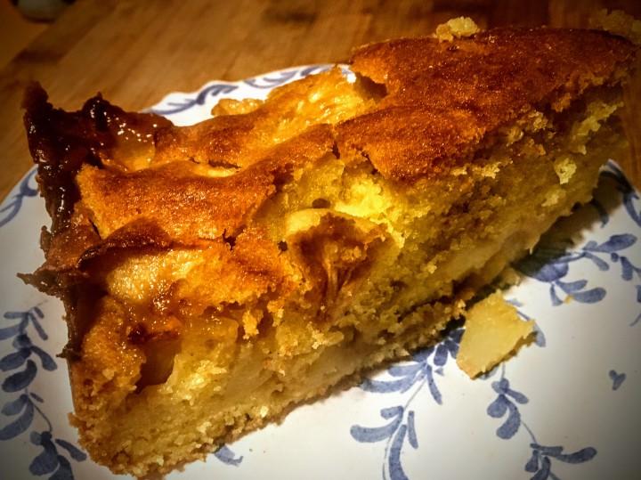 Gâteaux pommes et confiture de lait the crazyoven