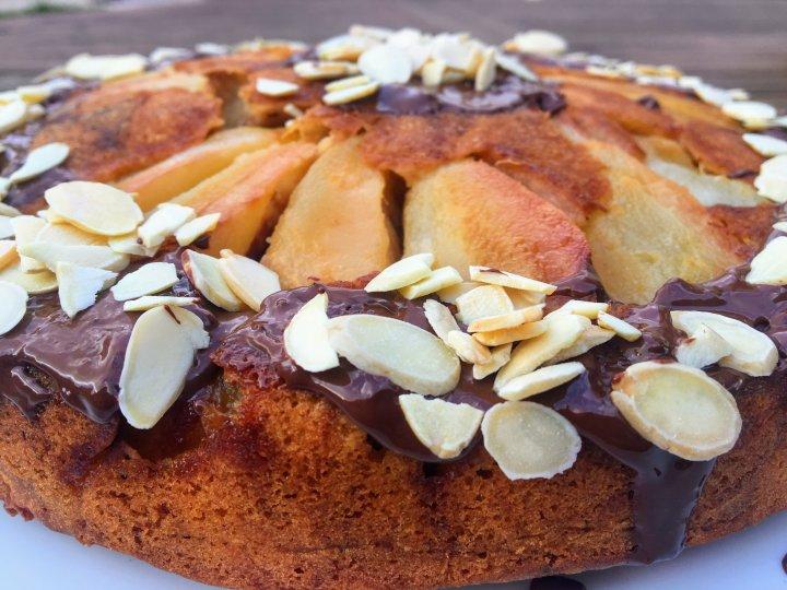 gâteau poire chocolat (4)