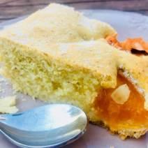 Gâteau aux abricots (2)
