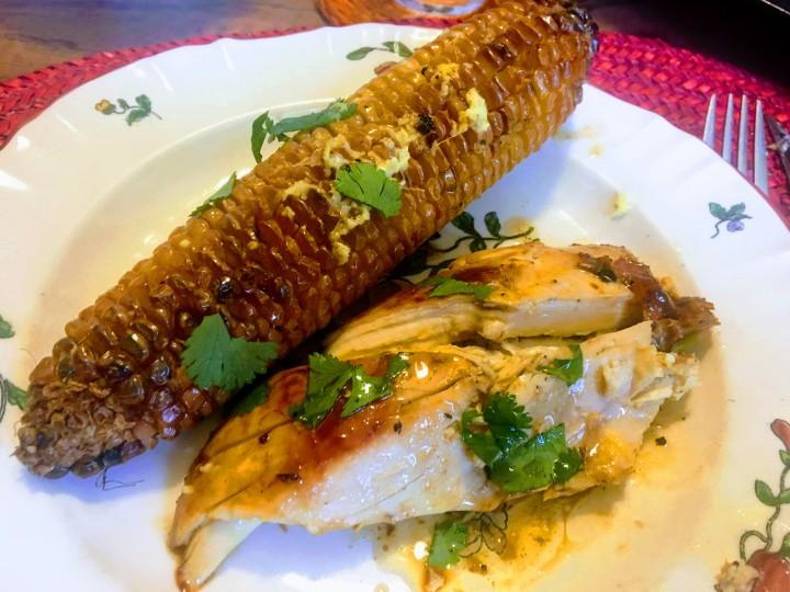 poulet au beurre de gingembre (2)